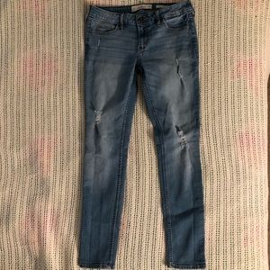Size 5s hollister jeans